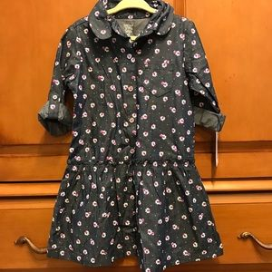 Just one you carters 4T Dress NWT